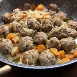polpette in agrodolce