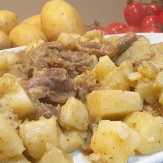 durelli con patate