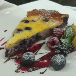 cheesecake ai mirtilli (cotta)