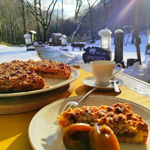 Una super torta sbriciolata 🥰🥰🥰#Repost @beb_locandalimposto (@get_repost)・・・Sbriciolona con marmellata di fichi... Aspettando gli ospiti, un pezzo è già andato 😉#semplicecongusto #ospitalità #welcome #montagna #neve #parconazionaleforestecasentinesi #forestecasentinesi #beblocandalimposto #torte #cake #food #cakedesign #torta #dolci #foodporn #cakes #dessert #instafood #sweet #cakedecorating #pastry #yummy #foodblogger #cakestagram #delicious #instacake #paneangelaefantasia